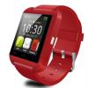 Phone Mate U8 érintőkijelzős okosóra (PIROS)