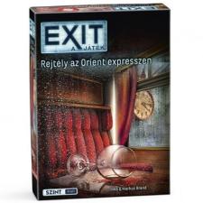 Piatnik - Exit 7. - Rejtély az Orient Expressen társasjáték
