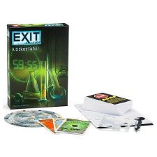 Piatnik EXIT A titkos labor (751691) logikai játék