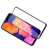 Picasee 3D üvegfólia kerettel az alábbi mobiltelefonokra Samsung Galaxy A10 A105F - fekete