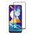 Picasee 3D üvegfólia kerettel az alábbi mobiltelefonokra Samsung Galaxy M11 - fekete