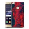 Picasee Átlátszó szilikon tok az alábbi mobiltelefonokra Huawei P9 Lite 2017 - Organic red