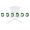 Pichler Tools Pichler tartozék izzítógy. menetjavító betét M09x1.0 x 10 mm - 6db-os (60440890)