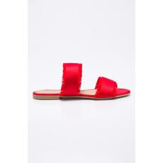 Pieces - Papucs - piros