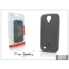 Pierre Cardin Samsung i9500 Galaxy S4 szilikon hátlap - fekete