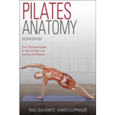 Pilates Anatomy – Rael Isacowitz,Karen Sue Clippinger,Karen Clippinger idegen nyelvű könyv