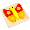 Pillangó mini fa puzzle
