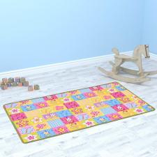 Pillangó mintás játszószőnyeg 67 x 120 cm játszószőnyeg