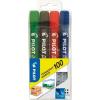 Pilot Permanent Marker 100 Alkoholos marker 1 mm kúpos 4 szín