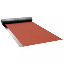 Piros bitumen tetőfólia zárólemez V60 S4 1 tekercs 5 ㎡ építőanyag