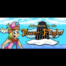 Pixel Barrage Entertainment Adventure in the Tower of Flight (PC - Steam Digitális termékkulcs) videójáték