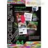 PixelJet Laser 2 oldalas fényes [A4 / 250g] 20db fotópapír