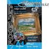 PixelJet Pixeljet Canvas - vászon [A4 / 350g] 5db fotópapír