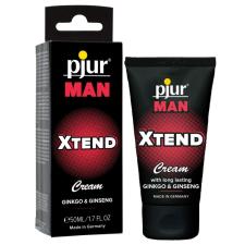 pjur Xtend - péniszkrém (50ml) masszázsolaj és gél