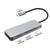 Platinet kártyaolvasó, MICRO SD SDHC SDXC CF, USB-C