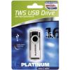 Platinum 16GB  3.0 TWS Blister Twister (177490-3)