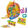 Play-Doh: kreatív készlet hátizsákban