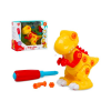 Playgo Csavarozható dinó - T-Rex