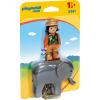 Playmobil 1.2.3 9381 Kiselefánt idomárral