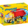 Playmobil 1.2.3 Billenős teherkocsi 70126
