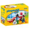 Playmobil 1.2.3 Mentőautó 9122