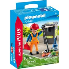 Playmobil 70249 Utcaseprő játékfigura