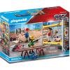 Playmobil City Action Építési állvány munkásokkal 70446