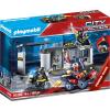 Playmobil City Action Speciális Egység hordozható központja 70338