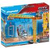 Playmobil City Action Távirányítós építkezési daru 70441