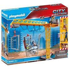 Playmobil City Action Távirányítós építkezési daru 70441 playmobil