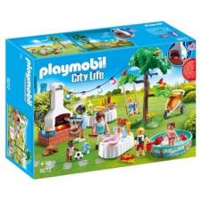 Playmobil City Life Kerti parti 9272 playmobil