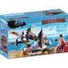 Playmobil Dragons Eret Négylövetű Tűznyílpuskával (9249)