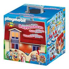Playmobil Family Fun Hordozható családi ház 5167 playmobil