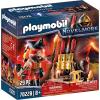 Playmobil Novelmore 70228 Burnham Tűzmestere