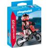 Playmobil Special Plus Motocross versenyző 9357