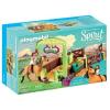 Playmobil Spirit Lucky és Spirit boxa 9478