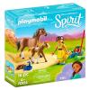 Playmobil Spirit Szilaj: Pru és a lovai - 70122