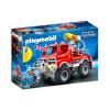 Playmobil Tűzoltóautó fecskendővel - 9466