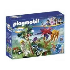 Playmobil Űrlakó a Rejtett szigeten - 6687 playmobil