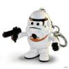 Playskool kulcstartó potato Poptaters Star Wars Csillagok Háborúja Stormkatona gyerek