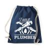 Plumber Pamut Tornazsák - plumber vízvezetékszerelő