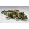 Plüss krokodil 34 cm - plüss játékok