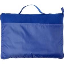 Polártakaró tokkal, kék ajándéktárgy