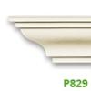 Poliuretán díszléc (P829) sarokba