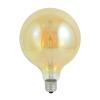 Polux LED Dekor izzó E27/3,7W/230V 125x180mm