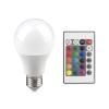Polux LED RGB Szabályozható Izzó E27/6W/230V