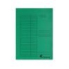 Pólyás dosszié, karton A/4 VICTORIA zöld 5 db IDPI03