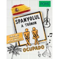 PONS Spanyolul a trónon idegen nyelvű könyv