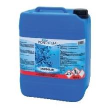 Pontaqua Sanisolar utántöltő szoláriumpadok, szaunák fertőtlenítésére 10 kg medence kiegészítő
