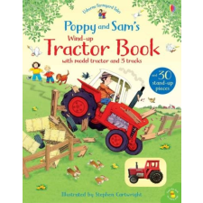 Poppy and Sam's wind-up tractor book idegen nyelvű könyv